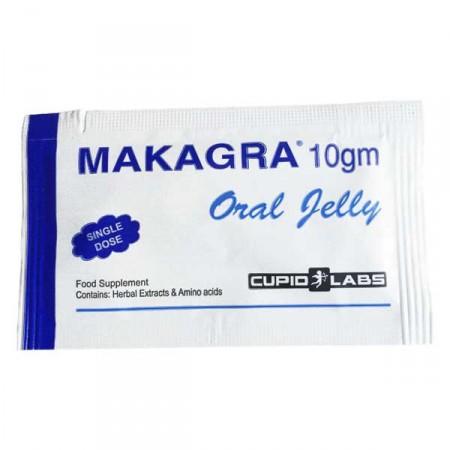 Желе за ерекция Makagra Oral Jelly