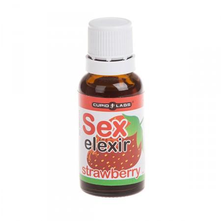 Възбуждащи капки Sex Elеxir Strawberry