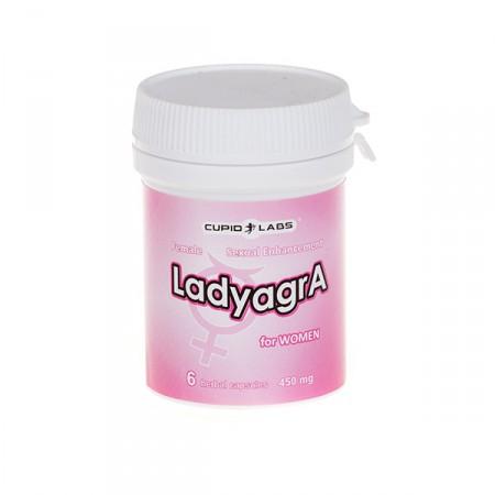 Възбуждащи таблетки LadyagrA