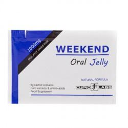 Желе за ерекция WEEKEND Oral Jelly