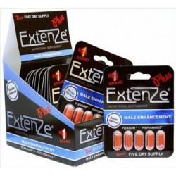 EXTENZE PLUS MALE таблетки за силна ерекция