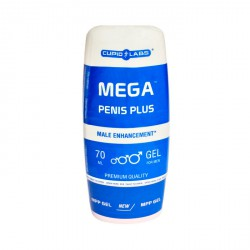 Гел за трайно пенис уголемяване Mega Penis Plus Gel