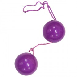 Вагинални топчета Purple Orgasm balls