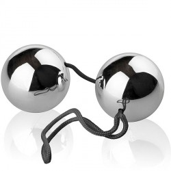 Вагинални топчета Silver Orgasm balls