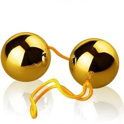 Вагинални топчета Gold Orgasm balls