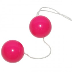 Вагинални топчета Dark Pink Orgasm Balls