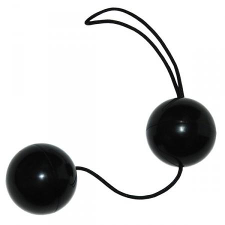 Вагинални топчета BLACK Orgasm balls