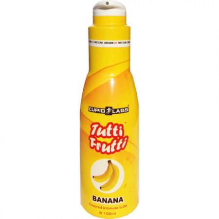 Лубрикант за орален секс Tutti Frutti Banana - банан