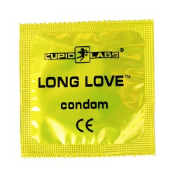 Презерватив Cupid Labs Long Love 1бр.