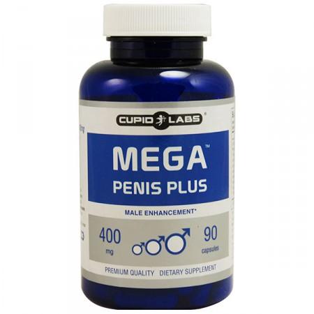 Капсули за уголемяване на пениса Mega Penis Plus
