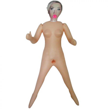 Надуваема кукла Silvia Saint