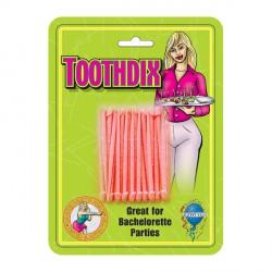 Клечки за зъби с форма на пенис