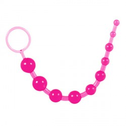 Анална броеница Pink Fancy